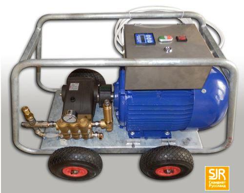 Аппарат высокого давления серии Poseidon XLT 1450 - 13