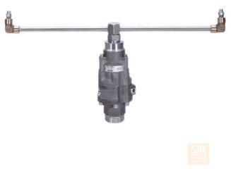 Держатели форсунок и головки с вращающимися форсунками: A80 FR2 - очиститель емкости с гидроприводом - передняя и круговая очистка