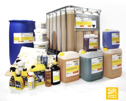 Химия для мойки танк контейнеров и еврокубов