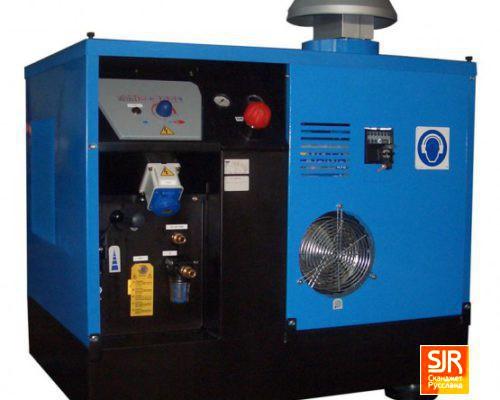 Аппараты высокого давления с нагревом воды