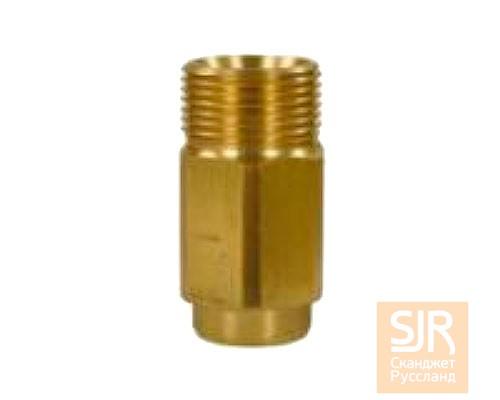 """Контр-ниппель для вращающихся соединений М22х1,5 внешн. - 1/4"""" внутр."""