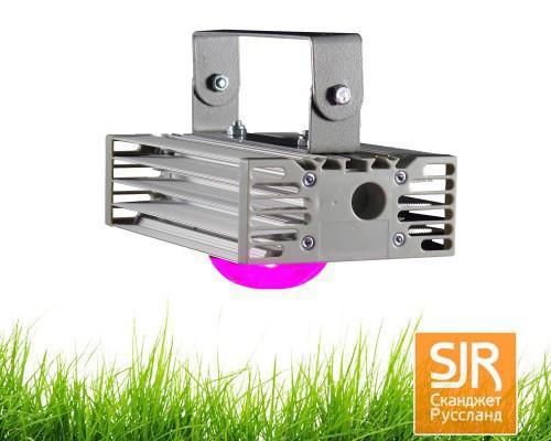 Светодиодный светильник для растений FITO-30